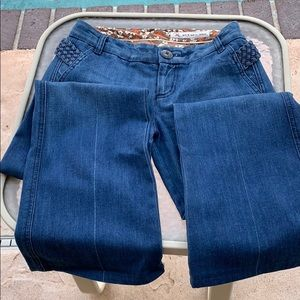 Besutifuperfect condition mell Melo  jeans